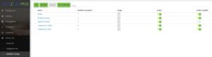 BOM - Items List - Modifier Groups