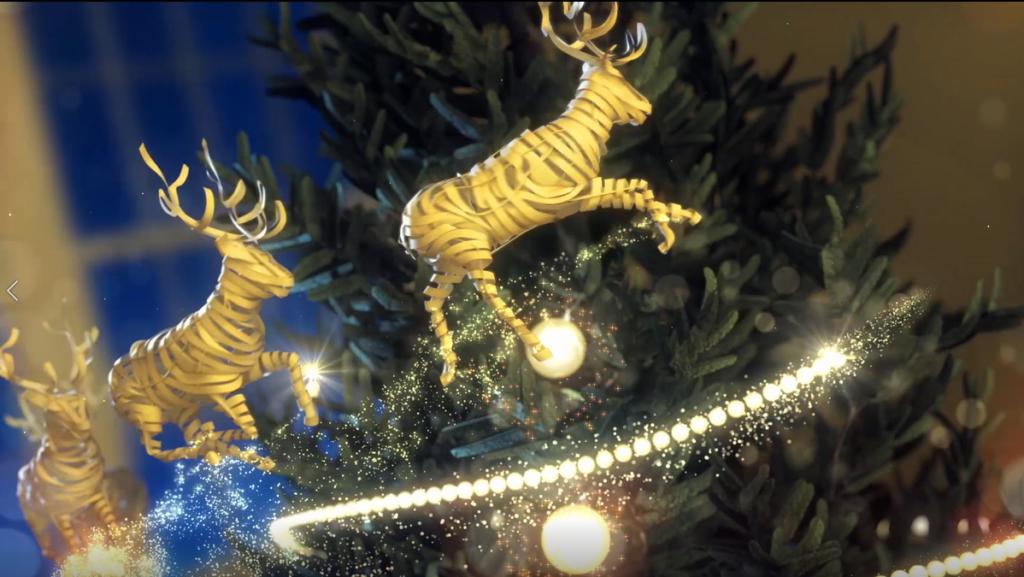 OscarPOS Christmas Message