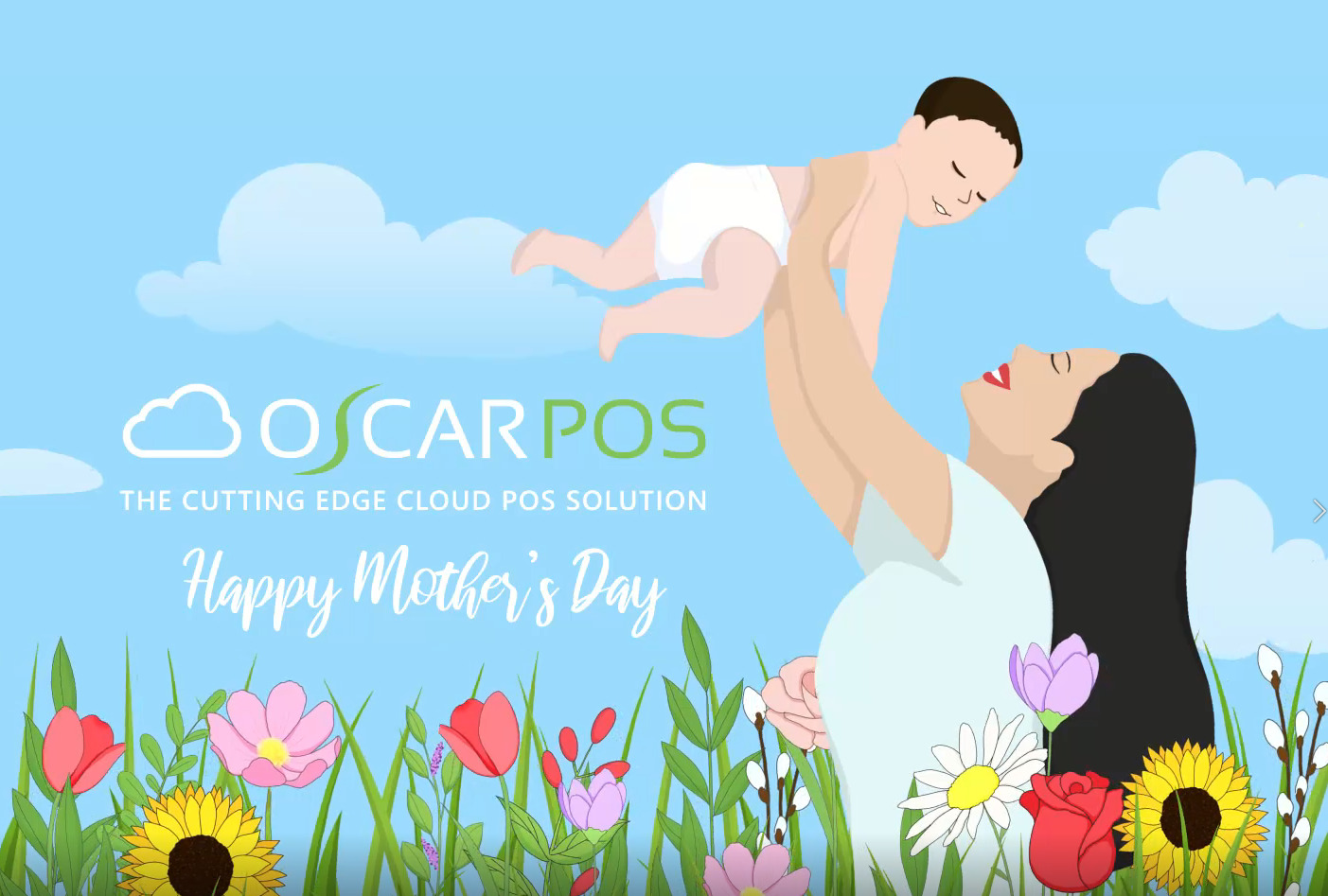 Oscar POS - Point of Sale - Mother's Day